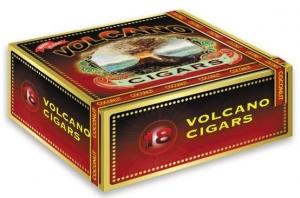 Volcano Coconut Mac Nut Cigars Box