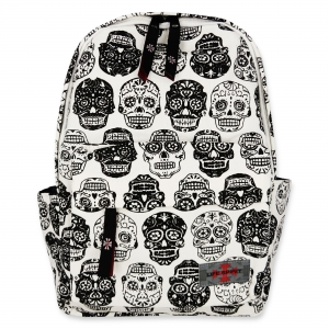 Life Spirit Backpack Skull Face