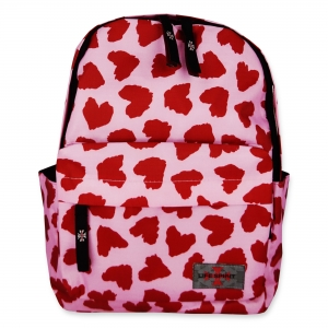 Life Spirit Backpack Red Heart (Pink)