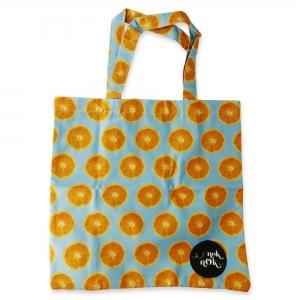 Eco Tote Bag Mandarin Orange