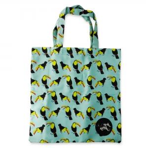Eco Tote Bag Toucan