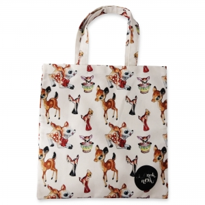 Eco Tote Bag Fawn
