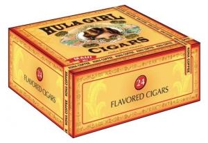 Hula Girl Kona Coffee Box of 24