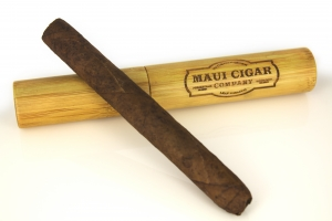 5 Pack Maui Cigar in Bamboo Tube