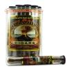 Tub of 25 Chocolate Macadamia Nut Volcano Cigars