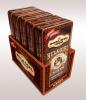 Hula Girl Maui Grown Natural Robusto Box of 5 Tins
