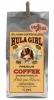 Hula Girl 10% Kona Coffee Blend Chocolate Macadamia Nut 7oz