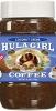 Hula Girl Freeze Dried Coconut Creme Flavored Coffee