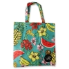 Eco Tote Bag Fruits and Flowers
