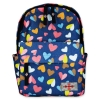 Life Spirit Backpack Colorful Heart (Blue)