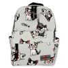 Life Spirit Backpack Cat and Fish Bone