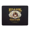 Hula Girl Mouse Pad