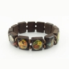 Hula Girl Hawaiian Vintage Bracelet