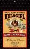 Hula Girl 100% Kona 3-in1 Coffee (168g)