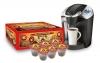 Hula Girl 10% Kona Chocolate Flavored Coffee Box of 6 K-Kups