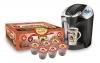 Hula Girl 10% Kona Cinnamon Flavored Coffee Box of 6 K-Kups