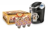 Hula Girl 10% Kona Coconut Flavored Coffee Box of 6 K-Kups