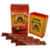 Hula Girl 10% Kona Chocolate MacNut Freeze Dried Instant Coffee (Box of 12 Sachets)