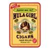 Hula Girl Mango Mac Nut Small Cigar Tin with 8 Mini Cigars
