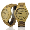 Handmade Wooden watch Made with Bamboo Wood - Kahala Brand # 29