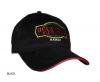 Hula Girl Black Deluxe Hat with Secret Pocket