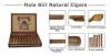Hula Girl Double Corona Natural Cigars