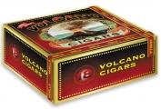 Volcano Vanilla Mac Nut Cigars Box of 18