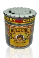 Tub of 36 Hula Girl Cherry Mac Nut Flavored Cigars