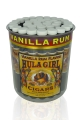 Tub of 36 Hula Girl Vanilla Rum Flavored Cigars