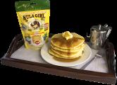 Hula Girl Coconut Cream Pancake and Waffle Mix
