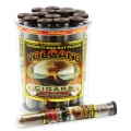 Tub of 25 Coconut Macadamia Nut Volcano Cigars