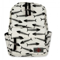 Life Spirit Backpack Fish Bone