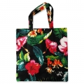Eco Tote Bag Hibiscus Flower