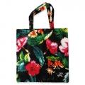 Eco Tote Bag Hibiscus Flower