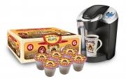 Hula Girl 10% Kona Coffee Box of 6 K-Kups