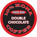 Kona Coffee Freeze Dried Chocolate
