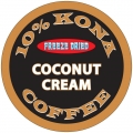 Freeze Dried Coffee Coconut