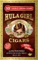 Hula Girl Cigar Double Corona 10 in a Box