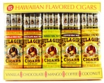 Hula Girl Cigars five pack