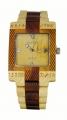 Handmade Wooden Watch Made with Maple and Acasia Koa Wood - Kahala Brand # 3