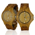 Handmade Wooden Watch Made with Acacia Koa Wood - Kahala9AC