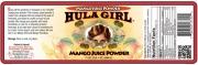 Hula Girl Mango Juice Powder