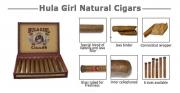 Hula Girl Pyramide Box of 10